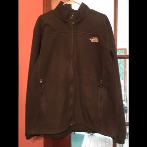 The North Face 1XL Black ZIP-Up